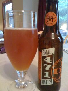 46. Breckenridge Brewery 471 Small Batch Double Hopped Double IPA