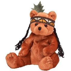TY Beanie Baby - LITTLE FEATHER the Bear by Ty, http://www.amazon.com/dp/B000J248Q6/ref=cm_sw_r_pi_dp_5tCwrb18CDYJ4
