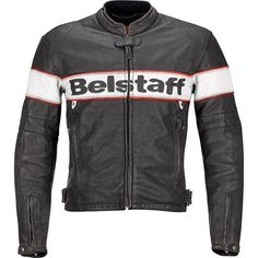 Belstaff Thruxton Leather Jacket £649.99 - This timeless classic motorcycle leather jacket both looks good and protects your skin.  Available from www.thebikerstore.co.uk