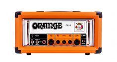 Orange Amps OR15 head, front