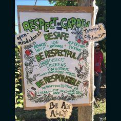 50 best School Garden Signs images on Pinterest | Garden site ...