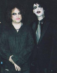 Manson and robert smith