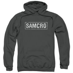 Sons Of Anarchy/Samcro-Charcoal