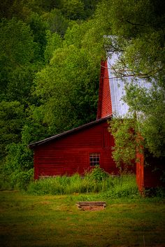 One day I will have a big red barn :)