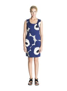 Mova dress - Marimekko Fashion - summer 2015