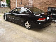 Honda Civic Coupe, Honda Civic Ex, Honda Rsx, Rich Cars, Honda City, Acura Tsx, Japan Cars, Street Racing, Jdm Cars