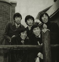 The Tigers - Taro, Toppo, Sally, Julie and Pee