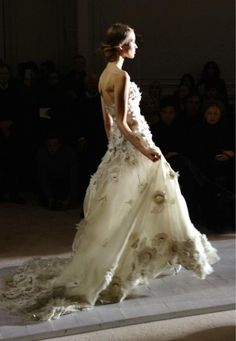 Valentino Haute couture well, totally must be mine