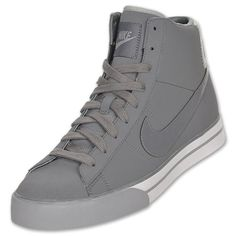 The Nike Sweet Classic High Men\u0026#39;s Casual Shoes - 354701 051 - Shop Finish Line today! Cool Grey/Wolf Grey \u0026amp; more colors. Reviews, in-store pickup \u0026amp; free ...
