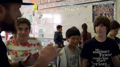 Where Are The Cool Rap Songs About Math? Within Students