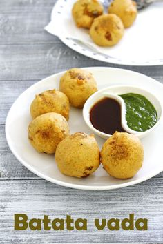 Batata vada recipe – one of my favorite and one of the popular Mumbai street food. This can be eaten as a snack with chutney or used in making vada pav. Read Recipe by Indian Appetizers, Indian Snacks, Indian Food Recipes, Vada Pav Recipe, Chaat Recipe, Savory Snacks, Snack Recipes, Cooking Recipes, Vegetarian Recipes