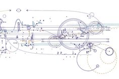 2 | Artist Draws The Blueprints For Music, Space, And Architecture Itself | Co.Design: business + innovation + design