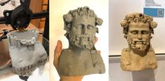 The Manacor Museum Uses 3D Printed Replicas to Encourage Visitors to Touch Its Exhibits. read more - https://bit.ly/2zoBtzx #3Dprinting #3DPrintedReplicas #3Dprintingservices