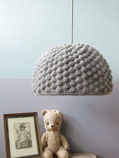 Jolies chambres d enfants on pinterest crochet lamp - Abat jour chambre garcon ...