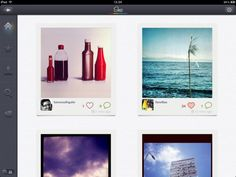 Iris App | Coolest apps for iPhone 4, iPad and Android | Smashapp