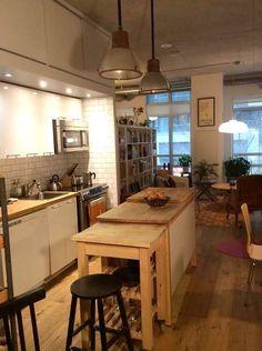 Ideas Terraza, Aesthetic Rooms, Dream Apartment, Dream Rooms, House Rooms, Cozy House, My Dream Home, Home Interior Design, Home Kitchens