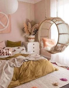 Cozy Bedroom Decor Idea Trends To be Warm This Winter for 2020 home design, home decorations, cozy warm home decor ideas, cozy bedroom ideas for teen, bedroom ideas trends for boho bedroom design College Bedroom Decor, Small Room Bedroom, Cozy Bedroom, Home Decor Bedroom, Girls Bedroom, Small Rooms, Master Bedroom, Blue Bedrooms, Teen Bedrooms