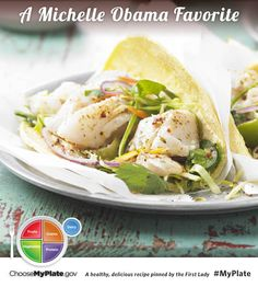 Fish Tacos with Cabbage and Chile Pepper Slaw - Maury Cranidge Fish Tacos With Cabbage, Chili, Savory Crepes, Good Food, Yummy Food, Vegetable Protein, Nutritious Meals, Healthy Recipes, Delicious Recipes