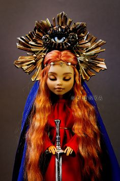 Tribal // native american // clawdeen // ginger