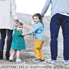 Family Photography // Courtney Leigh Photography