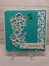 Image result for cards made with loopy rings pinterest