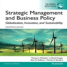 strategic management mcq 3) strategic management compromises nine critical tasks which of the following  is not one of the tasks a development of annual objectives compatible with.