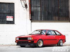 4th Gen Corolla - 1982 SR5 Liftback - TuneMyToyota.com