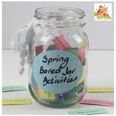 101 Spring Activities