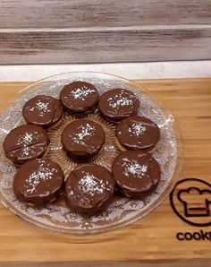 Nutellás-csokis keksz Nutella, Pudding, Cooking, Desserts, Food, Kitchen, Tailgate Desserts, Deserts, Custard Pudding