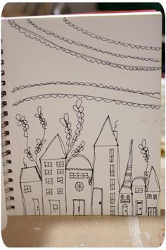 Art Journal Challenge #31 (click on the page to follow the link)