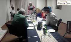 The Amazing Place recently hosted delegates from PSG for a Murder Mystery team building event over dinner. Their Murder Mystery theme was Happy Deathday. Team Building Venues, Psg, A Boutique, The Good Place, Swimming Pools, Place Place, Mystery, Amazing, Swiming Pool