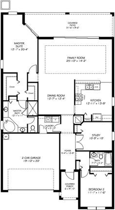 Floor Plans On Pinterest Floor Plans Car Garage And