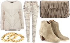 ANNAWII ♥ - HOW TO MATCH THE ARMY PANTS