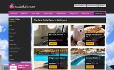 Review Locate Baltimore Web Design by FATbit.com