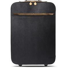 Falabella Travel Suitcase Stella McCartney (133.210 RUB) ❤ liked on Polyvore featuring bags and luggage