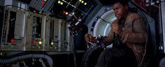 John Boyega Hesitant on How the Fans Will React to Star Wars: The Force Awakens.