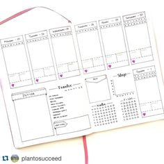 "560 Likes, 10 Comments - Planner Inspiration (@showmeyourplanner) on Instagram: ""Ok there's no way that @plantosucceed didn't create this #weeklyspread without the help of some…"""