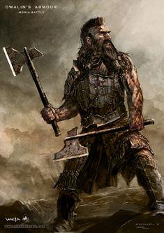 Pix For > The Hobbit Dwalin Wallpaper
