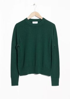 & Other Stories | Cashmere Knit Sweater