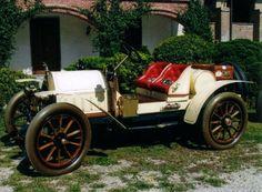 Aquila Italiana 15/20 HP Classic Mercedes, Big Wheel, Unique Cars, Belle Epoque, Old Cars, Cars Motorcycles, Vintage Cars, Tractors, Dream Cars