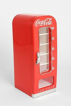 Coke Can Fridge