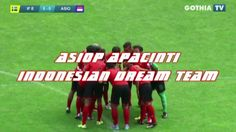 ASIOP APACINTI INDONESIAN DREAM TEAM WINNER  GOTHIA CUP 2016 BOYS-15