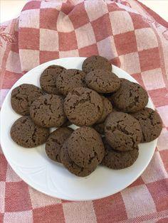 kelfstrobakar.se - Chokladdrömmar Cookies, Desserts, Food, Crack Crackers, Tailgate Desserts, Deserts, Biscuits, Essen, Postres