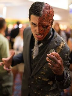 Two-Face - Dragon*Con 2014