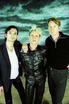 Dave Gahan, Martin Gore, Andrew Fletcher - Depeche Mode, Ultra era