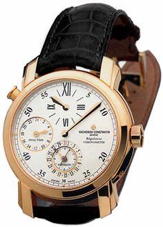 Vacheron Constantin Malte Dual Time Regulator (Model No. 42005/000R-9068)