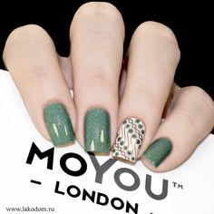 Пластина для стемпинга MoYou London Asia 08 - купить в интернет-магазине ЛакоДом
