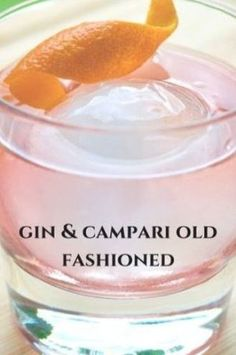 Gin Cocktail Recipes, Cocktail Drinks, Alcoholic Drinks, Beverages, Simple Gin Cocktails, Classic Cocktails, Party Drinks, Triple Sec, Fall Drinks