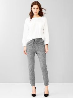 Sweater jogger pants Product Image #fall