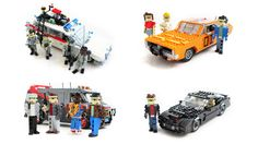 Lego Must Make These 80s TV Show Cars ASAP